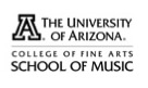 UA School of Music logo